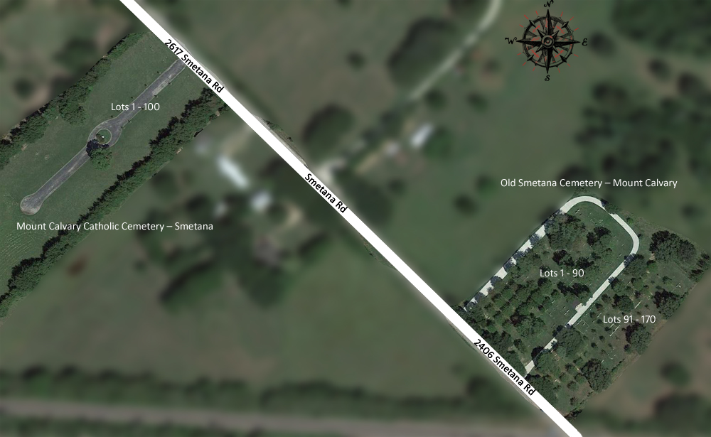 Smetana Cemeteries