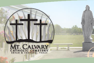 Mt. Calvary Catholic Cemetery | Bryan and Smetana, Texas